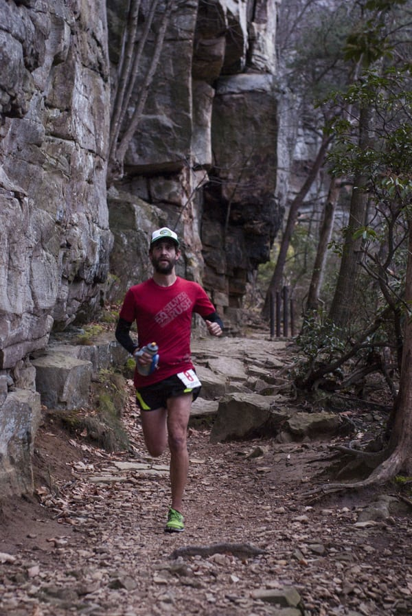 Trail Running in Chattanooga -Lookout Mountain 50 Mile