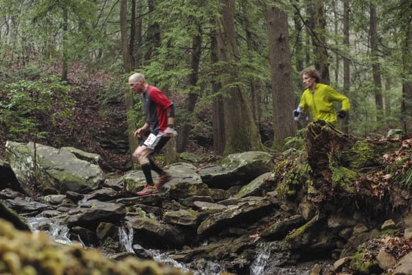 Trail Running in Chattanooga -River Gorge Race