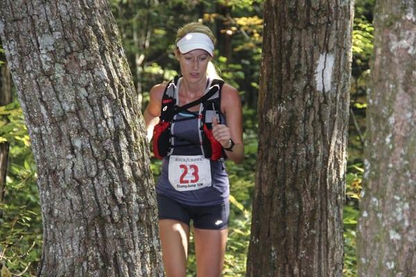 Trail Running in Chattanooga -StumpJump 50k 2