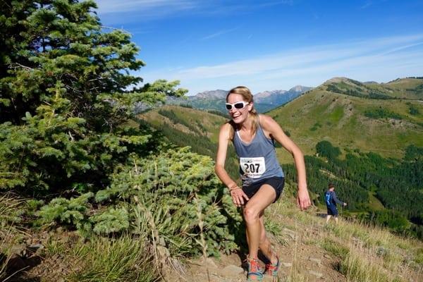 Anna Rudolphi - 2015 Jupiter Peak Steeplechase third place