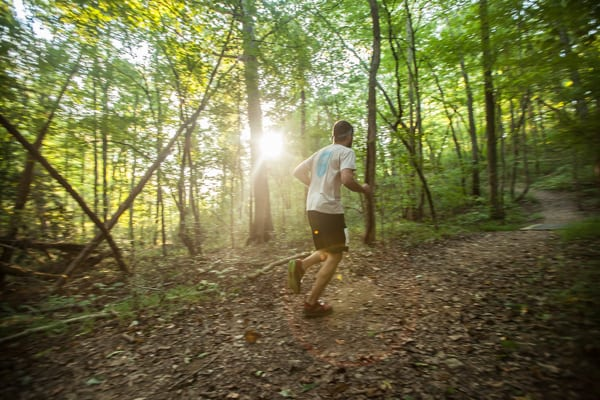 Trail Running in Chattanooga - Stage race