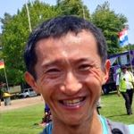 Yoshikazu Hara - 2015 Tarawera Ultramarathon third place