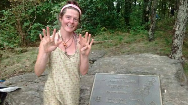 Heather 'Anish' Anderson - 2015 Appalachian Trail self-supported FKT