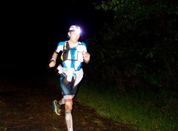 Arnaud Lejeune - 2015 Ultra-Trail Mount Fuji second place
