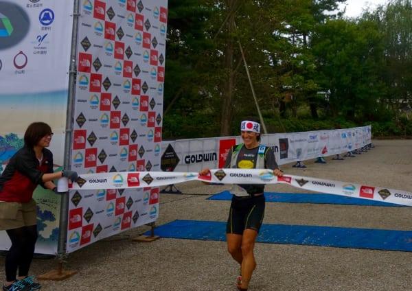 Uxue Fraile - 2015 Ultra-Trail Mount Fuji champion