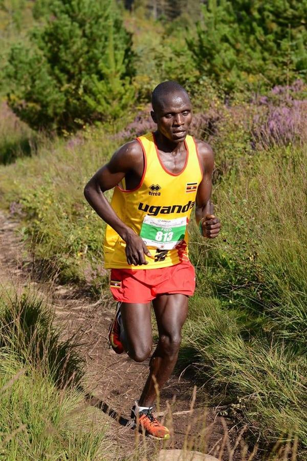 Fred Musobo - 2015 World Mountain Running Champion