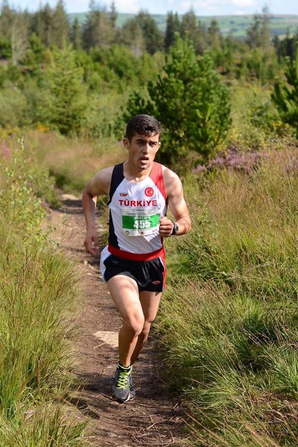 Ferhat Bozkurt - 2015 Junior World Mountain Running Champion