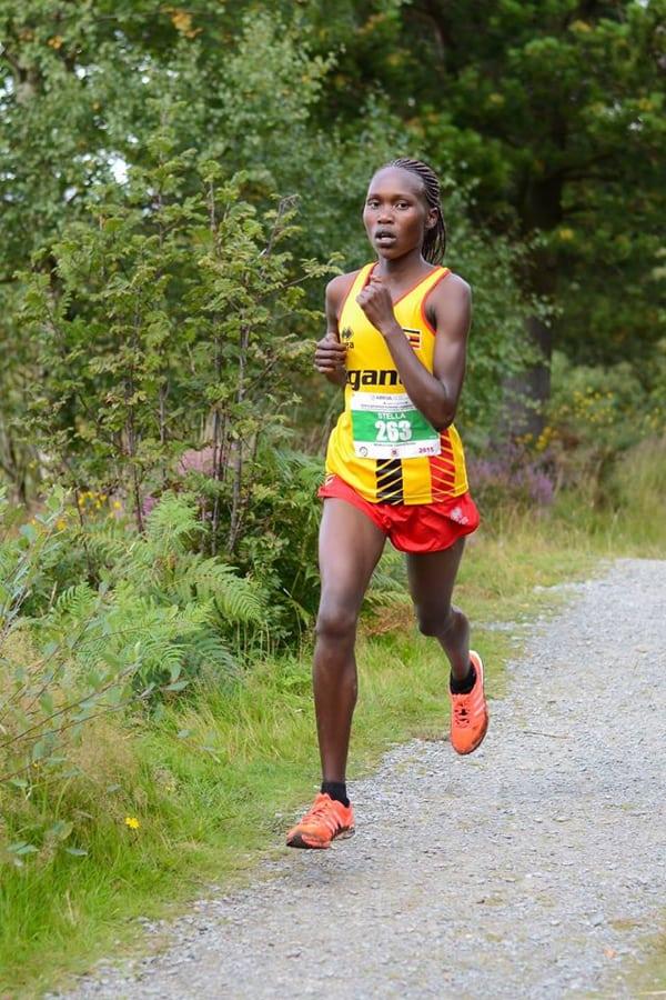 Stella Chesang - 2015 World Mountain Running Champion