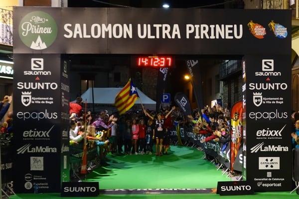 Nuria Picas - Ultra Pirineu 2015