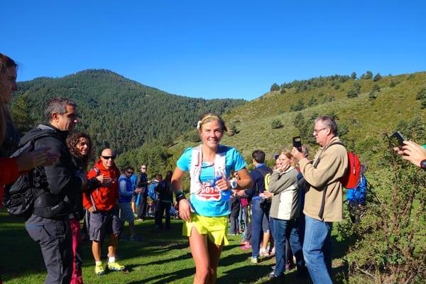 Emelie Forsberg - Ultra Pirineu 2015