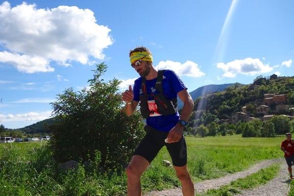 Luis Alberto Hernando - Ultra Pirineu 2015