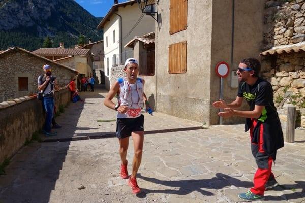 Miguel Heras - Ultra Pirineu 2015
