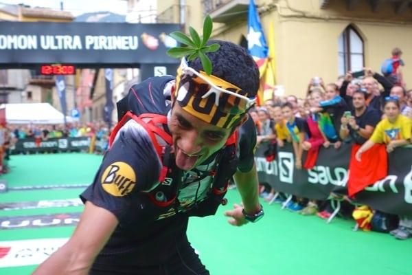 Zaid Ait Malek - Ultra Pirineu 2015