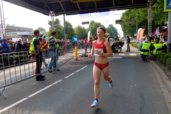 2015 IAU 100k World Championships - Sarah Bard