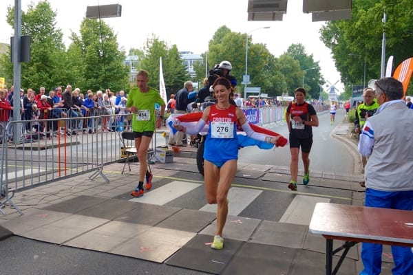 2015 IAU 100k World Championships - Marija Vrajic