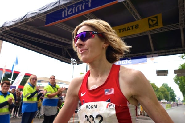 2015 IAU 100k World Championships - Camille Herron