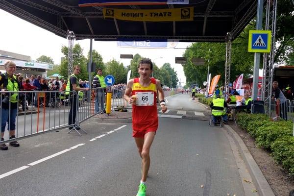 2015 IAU 100k World Championships - Asier Cuevas - 90k