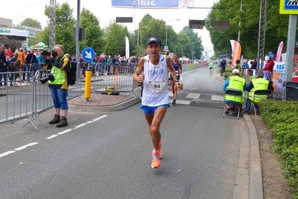 2015 IAU 100k World Championships - Giorgio Calcaterra