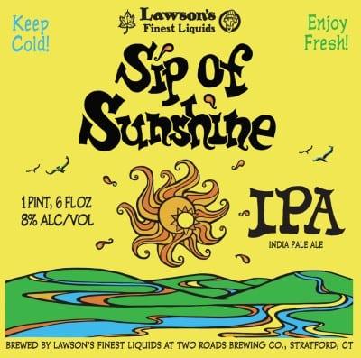 Lawson's Finest Liquids Sip of Sunshine IPA