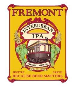 Fremont Brewing Company Interurban IPA