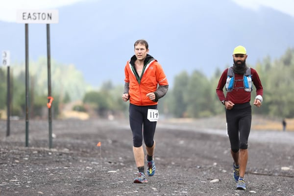 rian Morrison - 2015 Cascade Crest 100 Mile