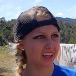 2015 Lake Sonoma 50 Mile - Ashley Erba - third
