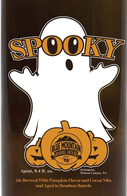 Blue Mountain Brewery Spooky
