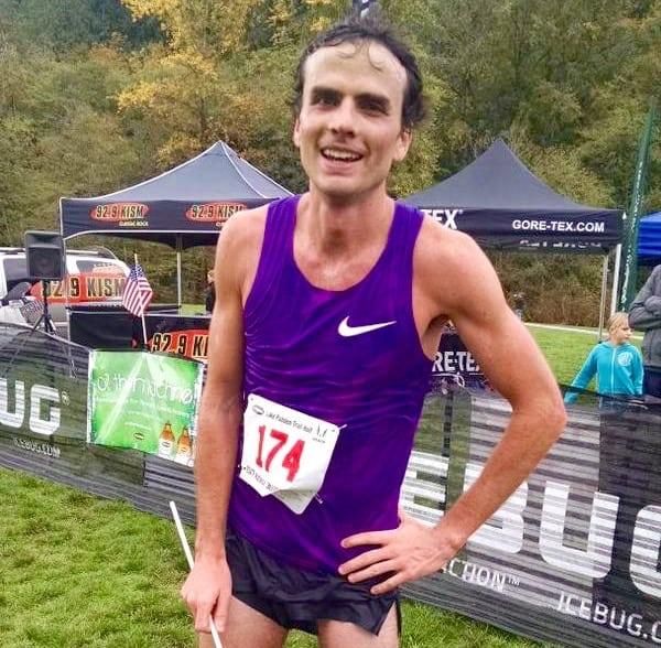 Patrick Smyth - 2015 USATF Trail Half Marathon National Champion