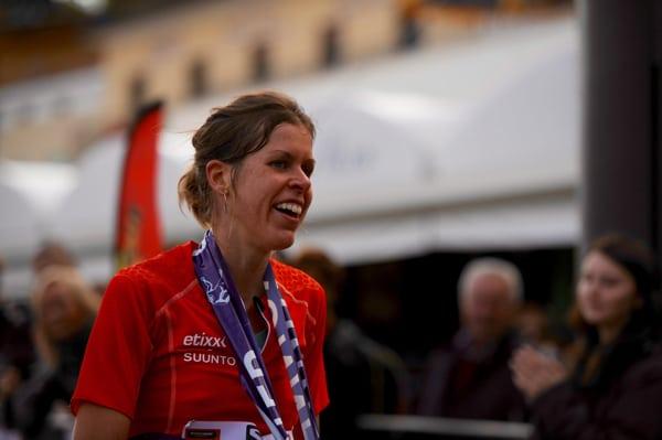 Laura Orgue - 2015 Limone Extreme Skyrace champion