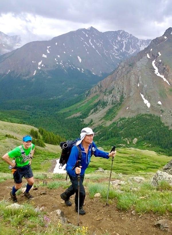 Ascending Mount Massive with John 'Homie' Prater (Charlie Nuttleman)
