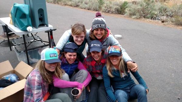 Krissy Moehl - Tahoe Rim Trail womens supported FKT 7