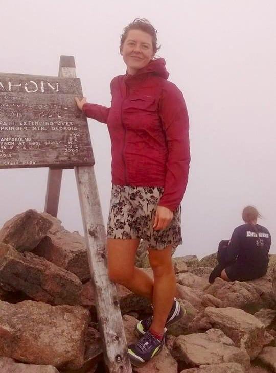 Heather Anish Anderson - Appalachian Trail FKT 1