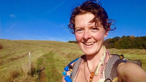 Heather Anish Anderson - Appalachian Trail FKT 4