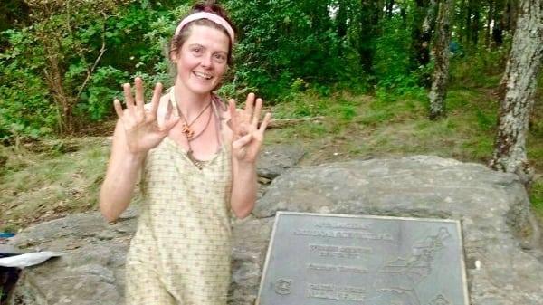 Heather Anish Anderson - Appalachian Trail FKT 5