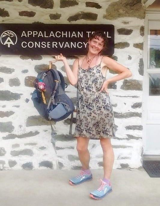 Heather Anish Anderson - Appalachian Trail FKT 2