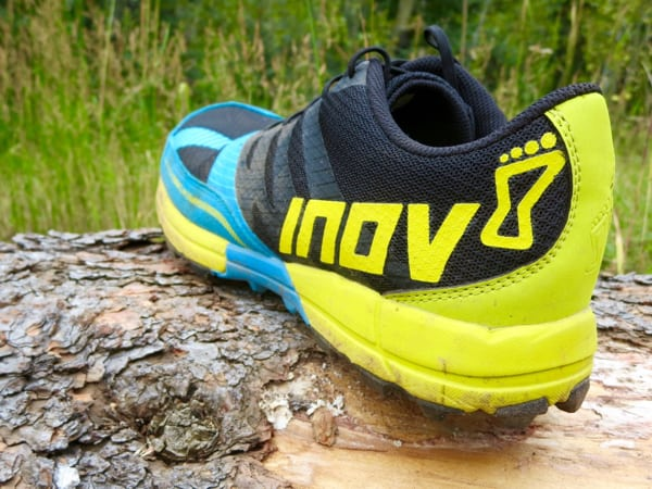 Inov-8 Terraclaw 250 lateral upper