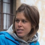 Laura Orgue - 2015 Zegama Marathon