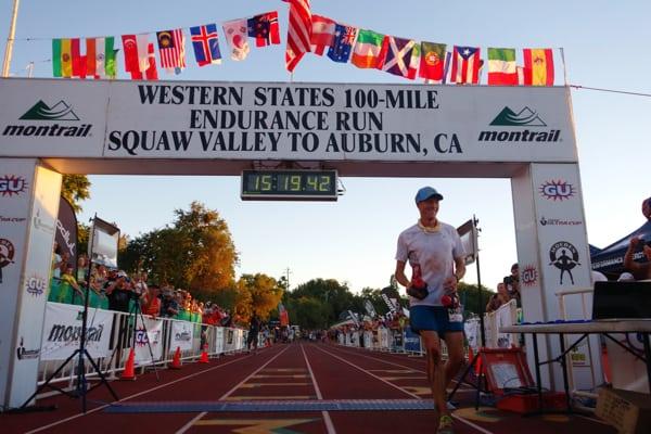 Seth Swanson - 2014 Western States 100