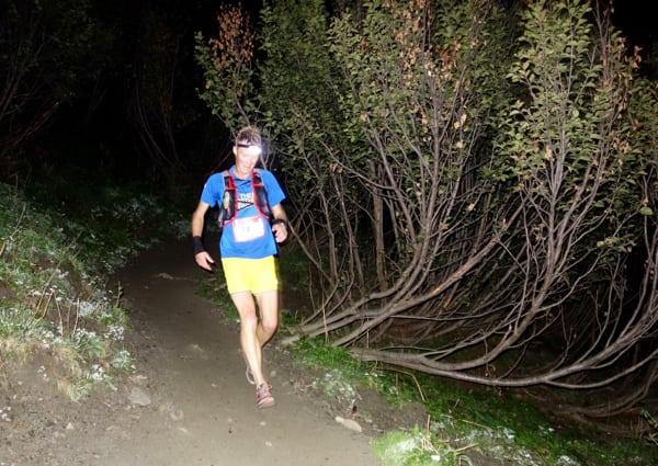 Seth Swanson - 2015 Ultra-Trail du Mont-Blanc 2