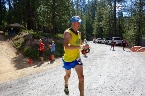 Seth Swanson - 2015 Ultra-Trail du Mont Blanc