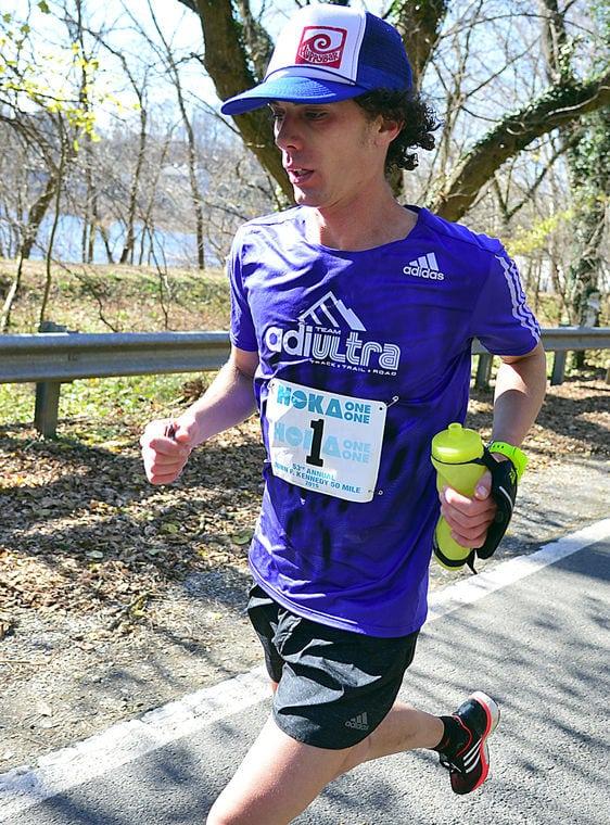 Jim Walmsley - 2015 JFK 50 Mile champion