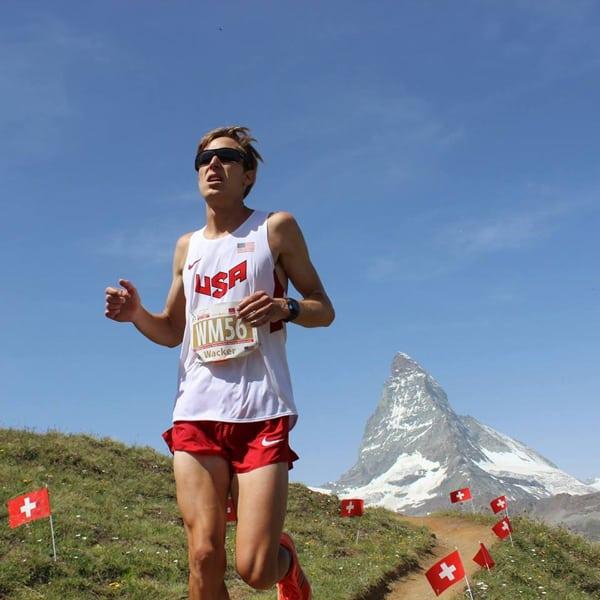 Andy Wacker - World mountain Running Long Distance Championships
