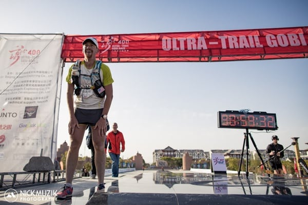 UTGR 2015 - Bryon Powell - Finish