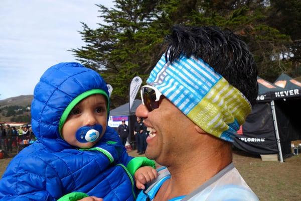 Jorge Maravilla - 2015 TNF EC 50 Mile fourth place