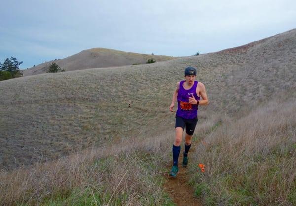 Ryan Bak - 2015 TNF EC 50 Mile third place