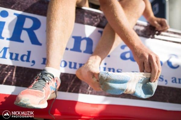 UTGR 2015 - Bryon Powell - Drymax Socks