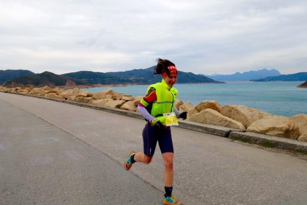 Lisa Borzani - 2016 Vibram Hong Kong 100k second place