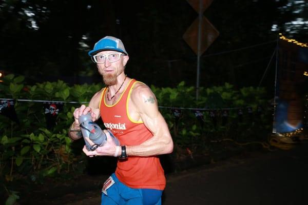 Jeff Browning - 2016 HURT 100 Mile champion
