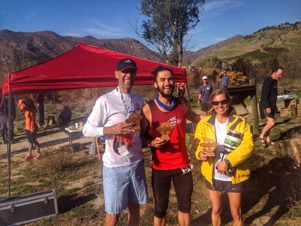 2016 San Diego 50 Mile top 3