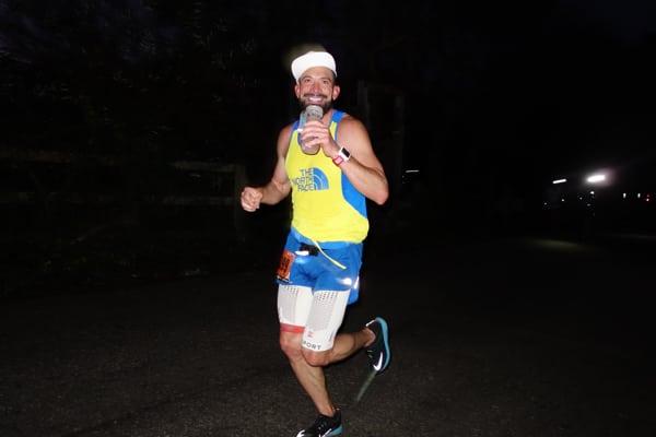 Hal Koerner - 2015 TNF EC 50 Mile
